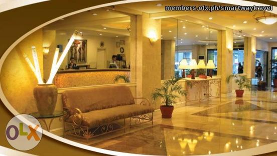 Lotus Garden Hotel Manila Smartway Travel and Tours Inc