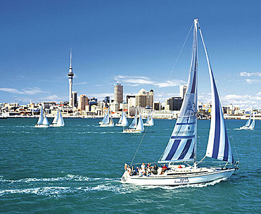 auckland-harbour-sailing