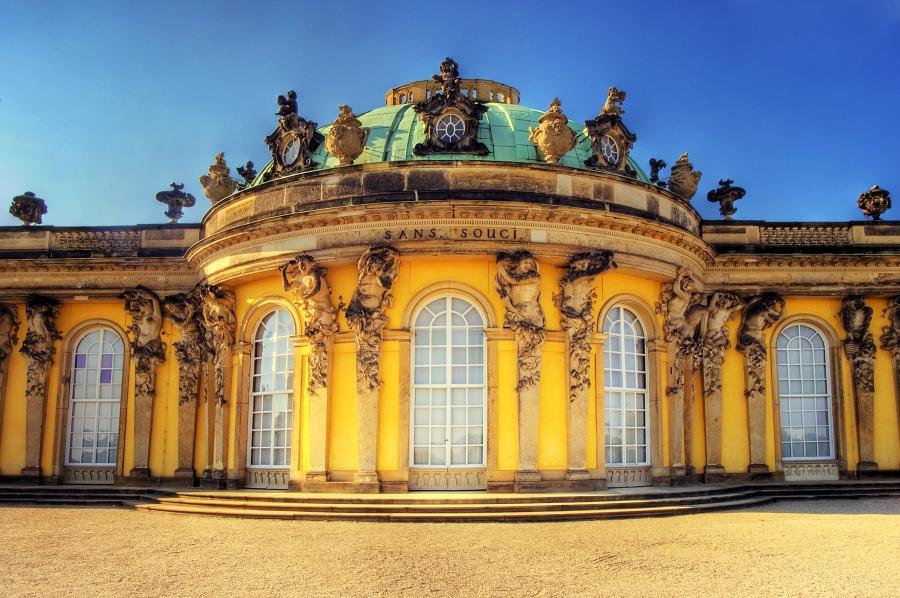 5Germany Berlin Pottsdam palace